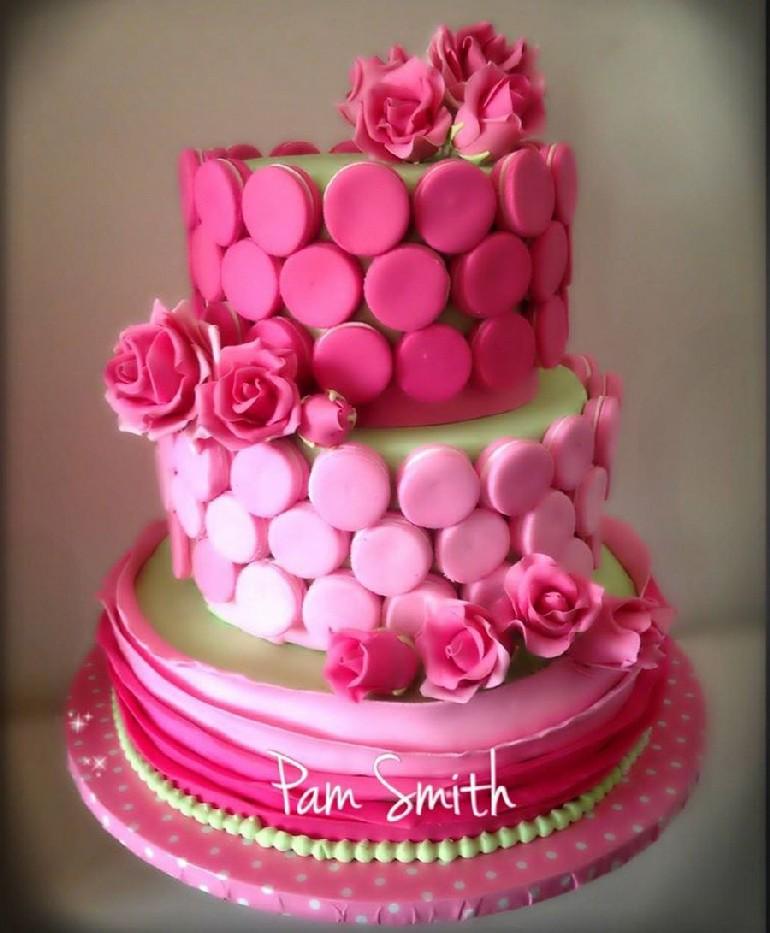 Franchising Cake Design Italia : Pam Smith