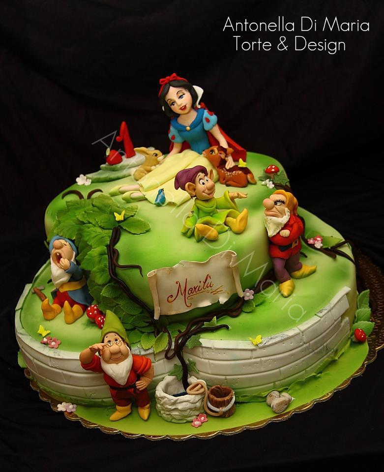 Antonella Di Maria Cake Design Italia