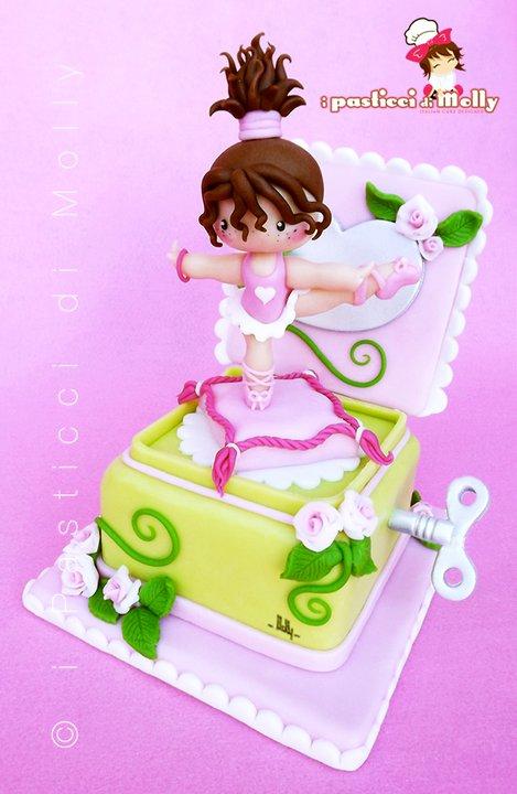 Corsi Cake Design Molly Roma : Molly Cake Design Italia