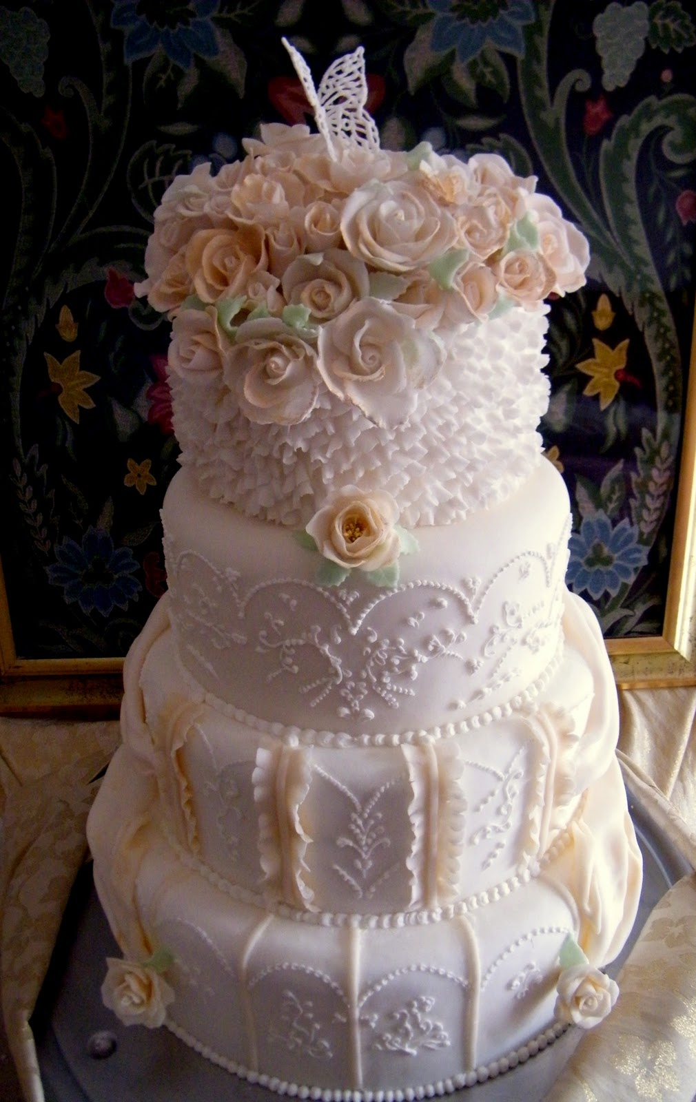 Wedding Cake Designers In Baton Rouge