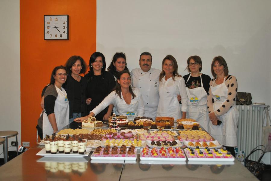 Italiancakedesign School festeggia 5 anni di attivita