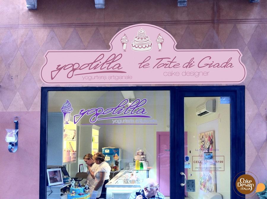 Negozio Cake Design Roma Viale Libia : Visualizza articoli per tag: Giada Farina Cake Design Italia