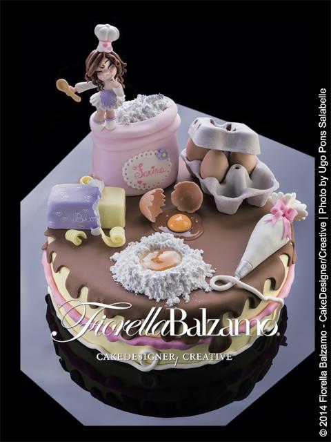 I Love Cake Design Fiorella : Fiorella Balzamo For Ladies