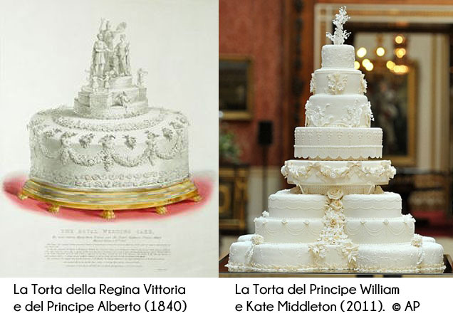 torta regina vittoria torta william
