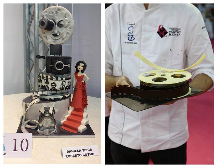 Glamour Italian Cakes   Sigep Rimini 2015. I vincitori