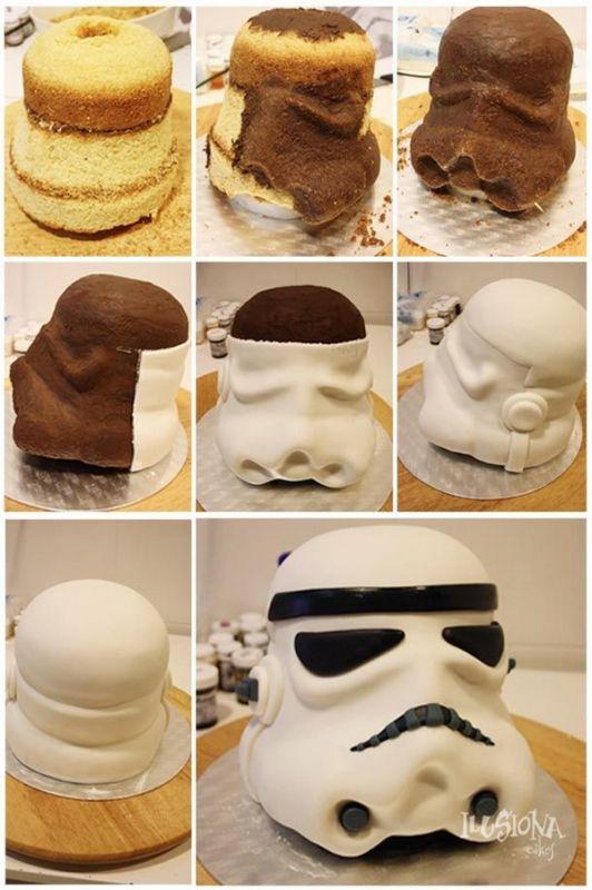 Molto Star Wars Day: le più belle torte per celebrare la forza PA11