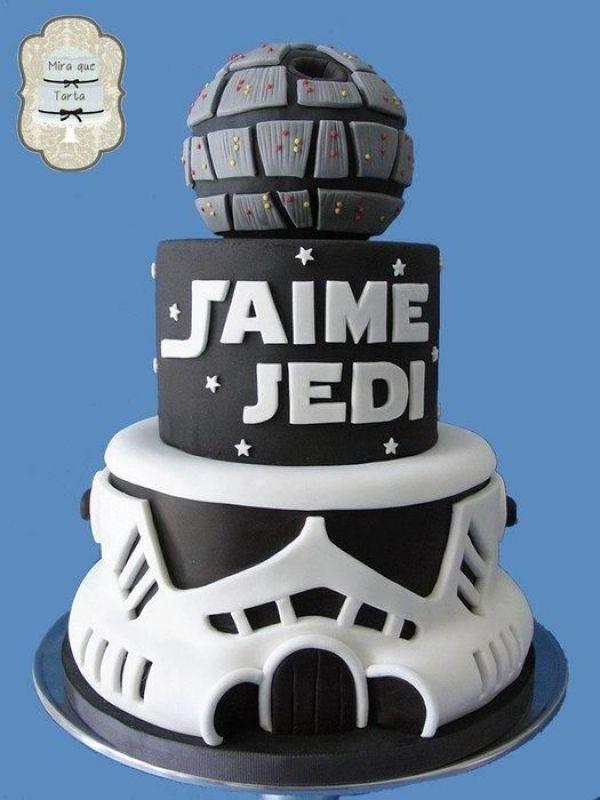spesso Star Wars Day: le più belle torte per celebrare la forza SV48