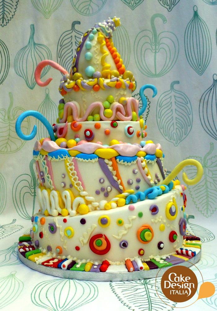 Cosa e una wonky cake? Cake Design Italia - Il sito del ...