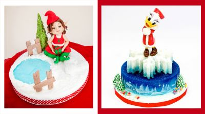 Tutorial di cake design firmati Sweetest