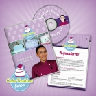 Cake Fashion School - DVD Corso Base