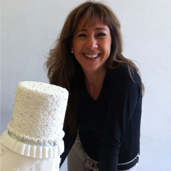 Wedding Cake con stile: intervista a Cecilia Campana
