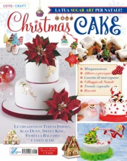 Love and Craft - Christmas Cake