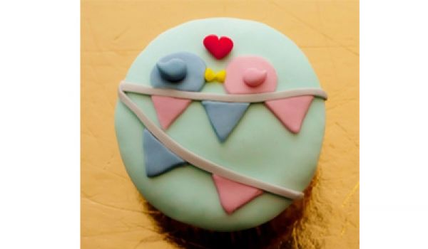 Tutorial - Cupcake in love