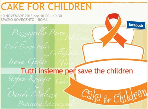 Cake For Children 2013