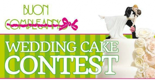 Wedding Cake Contest in provincia di Caserta