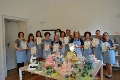 Knightsbridge Cake Decorating School
