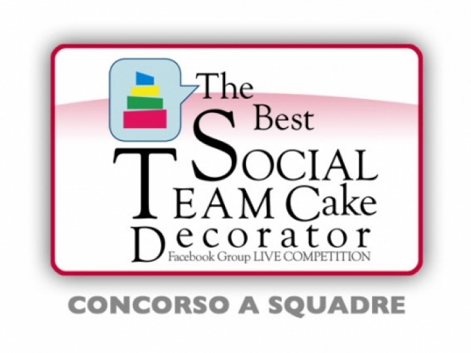 The Best Social Team Cake Decorator : Ecco le squadre