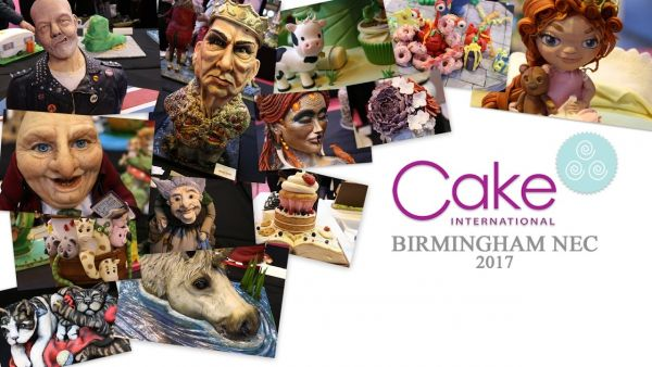 Gli eventi del Cake International di Novembre 2017