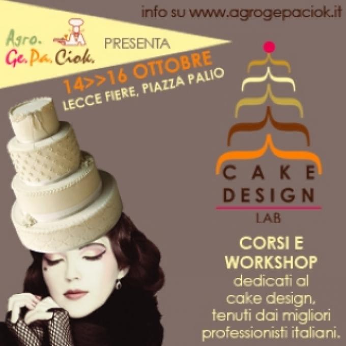 Cake Design Lab a Lecce