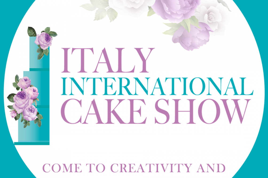 Modelling decorativo - ITALY INTERNATIONAL CAKE SHOW 2021