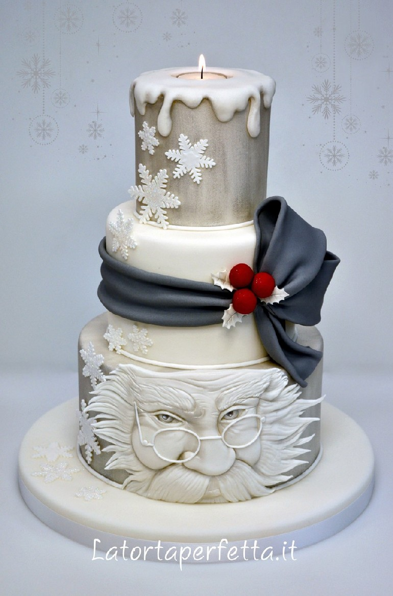 Claudia Benevento ChristmasCake