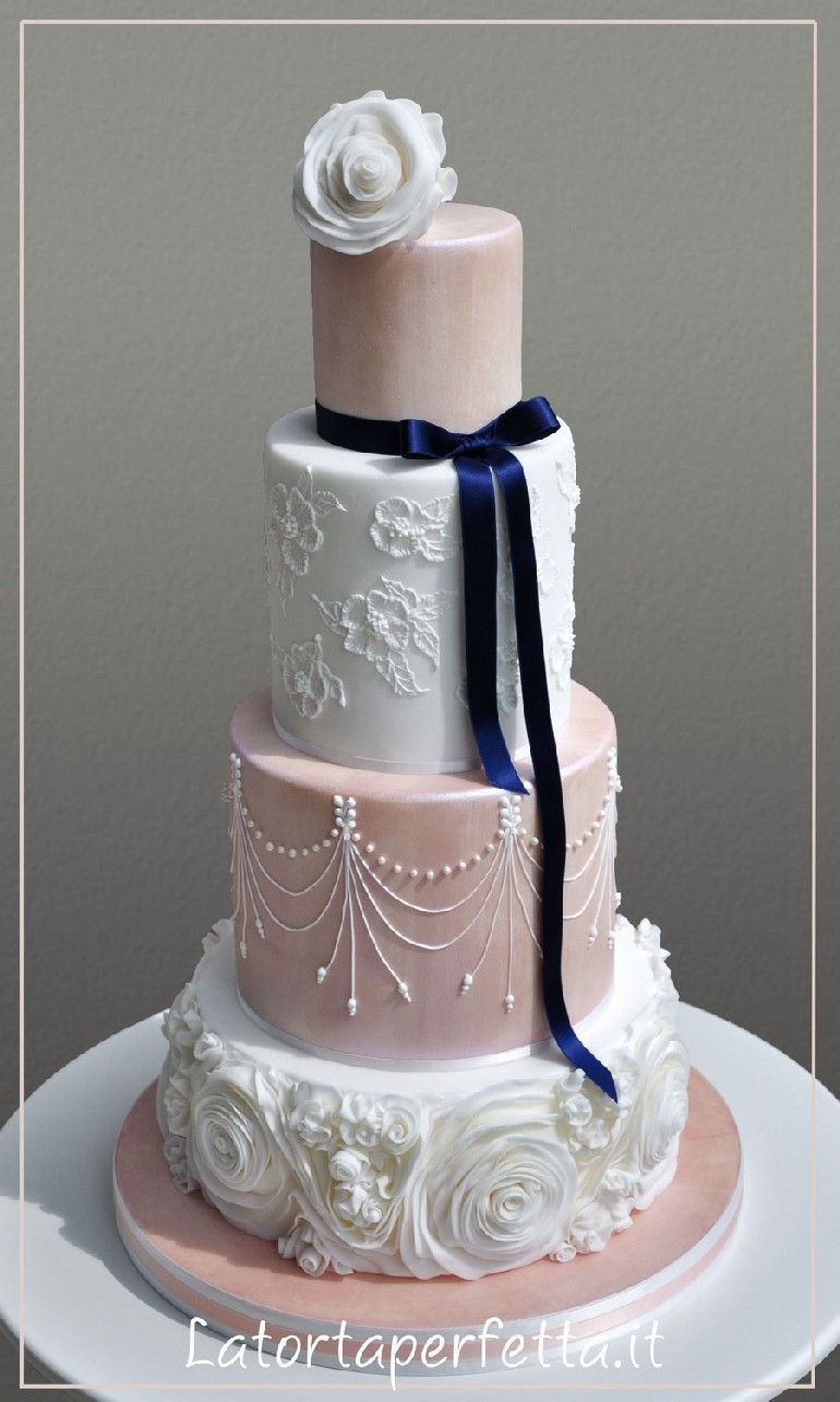 Claudia Benevento WeddingCake
