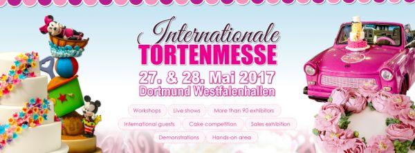 Cake And Bake Germany 2017