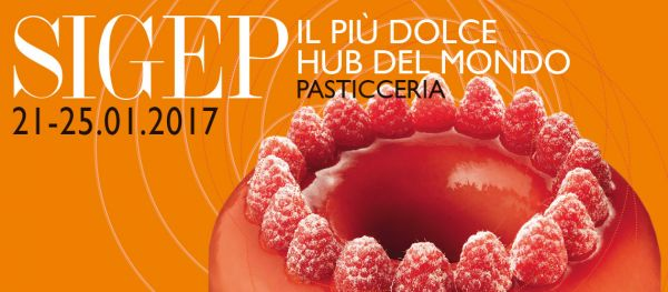 Sigep Rimini 2017: Pastry events - sfide a colpi di dolcezze