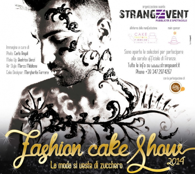 Fashion Cake Show a Firenze