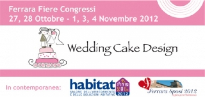 Gara di Wedding Cake Design a Ferrara